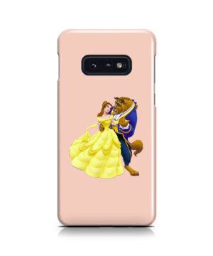 Disney Beauty and The Beast for Cute Samsung Galaxy S10e Case Cover