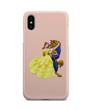 Disney Beauty and The Beast for Nice iPhone X / XS Case