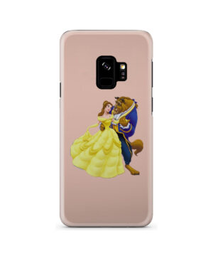 Disney Beauty and The Beast for Nice Samsung Galaxy S9 Case