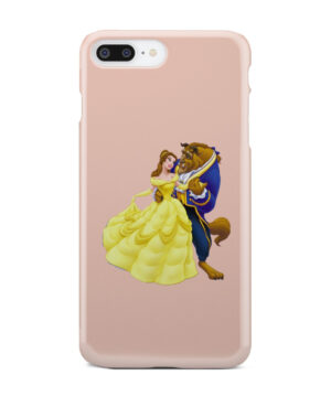 Disney Beauty and The Beast for Personalised iPhone 8 Plus Case