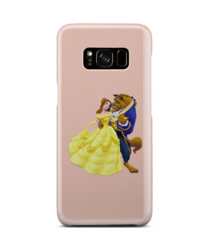 Disney Beauty and The Beast for Simple Samsung Galaxy S8 Case