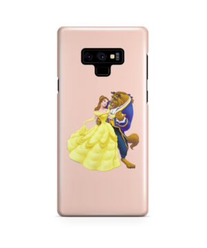 Disney Beauty and The Beast for Trendy Samsung Galaxy Note 9 Case Cover