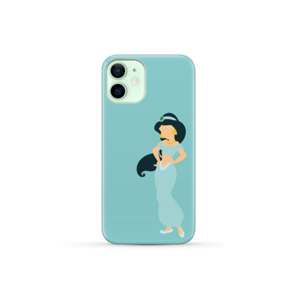 Disney Princess Jasmine for Newest iPhone 12 Mini Case Cover
