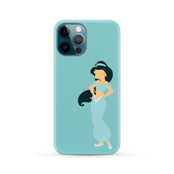 Disney Princess Jasmine for Stylish iPhone 12 Pro Max Case Cover