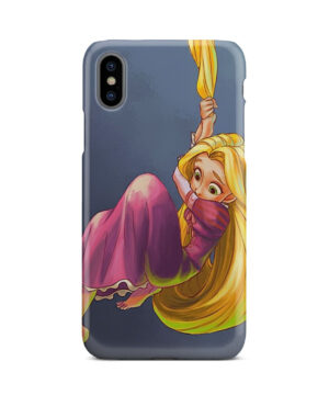 Disney Princess Rapunzel Tangled for Cool iPhone X / XS Case Cover
