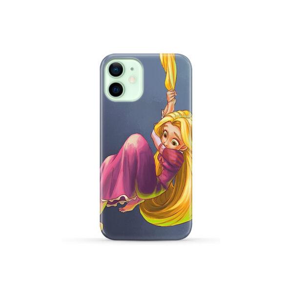 Disney Princess Rapunzel Tangled for Nice iPhone 12 Mini Case