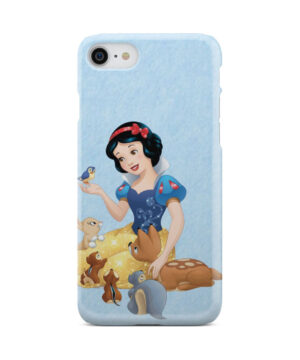 Disney Princess Snow White for Custom iPhone 7 Case Cover
