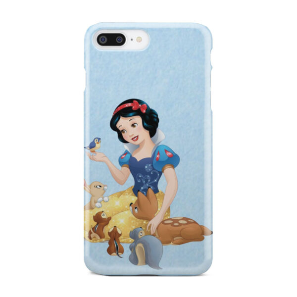 Disney Princess Snow White for Custom iPhone 7 Plus Case Cover