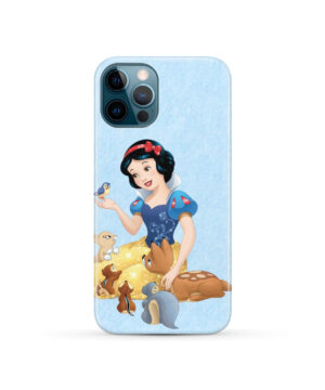 Disney Princess Snow White for Newest iPhone 12 Pro Case