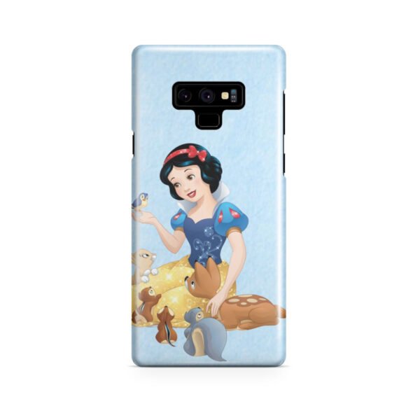Disney Princess Snow White for Premium Samsung Galaxy Note 9 Case Cover