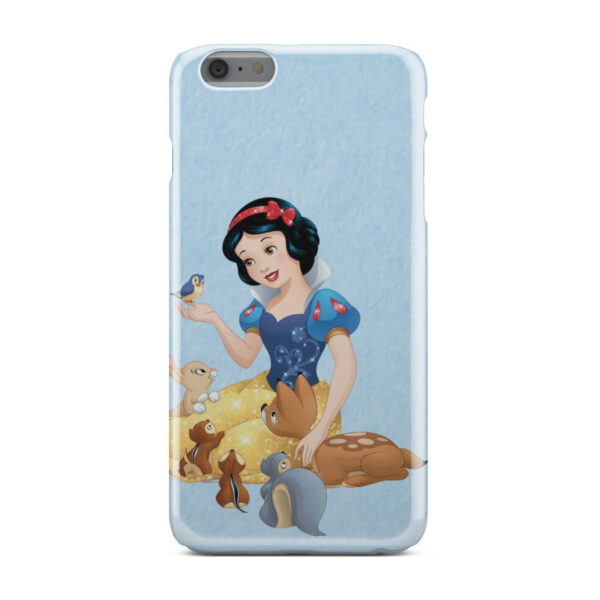 Disney Princess Snow White for Unique iPhone 6 Plus Case