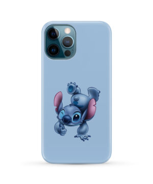 Disney Stitch Cartoon for Customized iPhone 12 Pro Max Case Cover