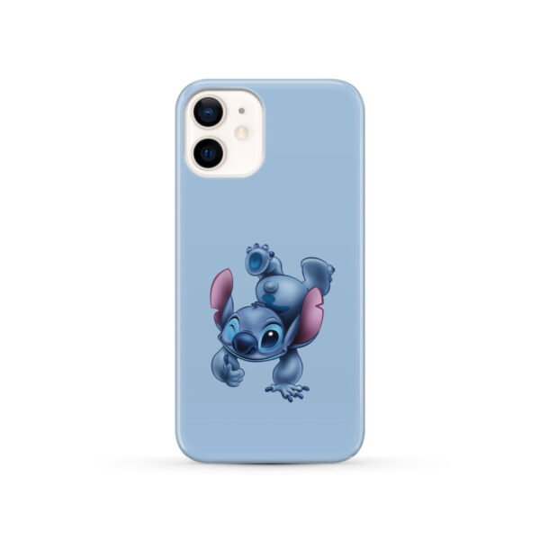 Disney Stitch Cartoon for Newest iPhone 12 Case Cover