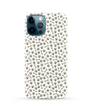 Dog Bone Paw for Amazing iPhone 12 Pro Max Case Cover