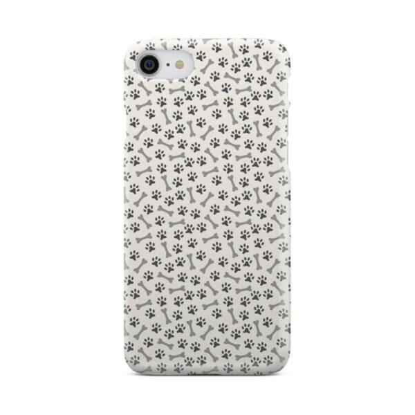 Dog Bone Paw for Amazing iPhone 8 Case Cover