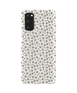 Dog Bone Paw for Amazing Samsung Galaxy S20 Case Cover