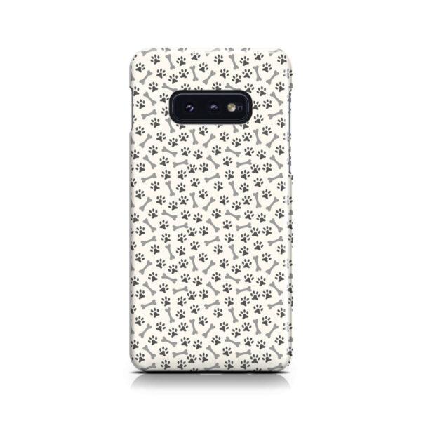 Dog Bone Paw for Cool Samsung Galaxy S10e Case