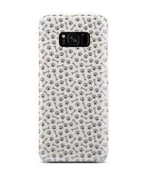 Dog Bone Paw for Cool Samsung Galaxy S8 Plus Case Cover