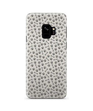 Dog Bone Paw for Newest Samsung Galaxy S9 Case Cover