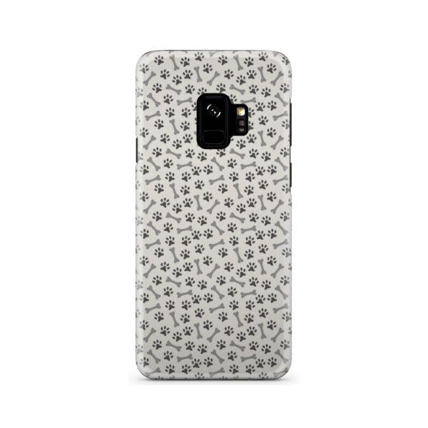 Dog Bone Paw for Newest Samsung Galaxy S9 Case Cover