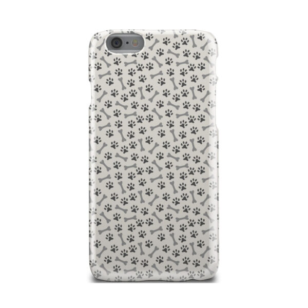 Dog Bone Paw for Nice iPhone 6 Case Cover