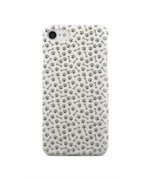 Dog Bone Paw for Premium iPhone SE 2020 Case Cover