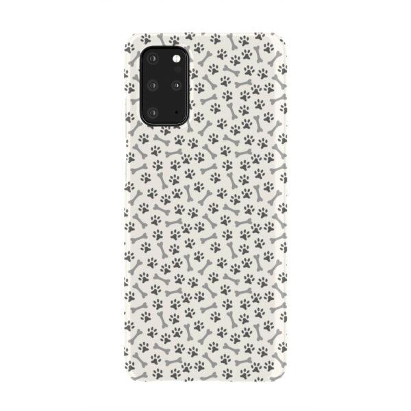 Dog Bone Paw for Stylish Samsung Galaxy S20 Plus Case
