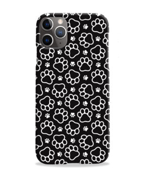 Dog Paw Footprint Pattern for Amazing iPhone 11 Pro Max Case Cover