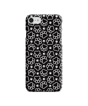 Dog Paw Footprint Pattern for Newest iPhone 8 Case