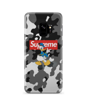 Donald Duck Camo for Beautiful Samsung Galaxy S9 Case