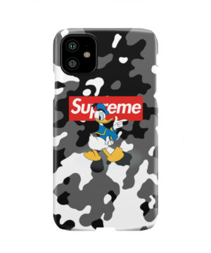 Donald Duck Camo for Cool iPhone 11 Case
