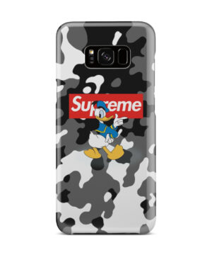 Donald Duck Camo for Customized Samsung Galaxy S8 Plus Case