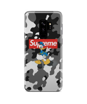 Donald Duck Camo for Customized Samsung Galaxy S9 Plus Case Cover