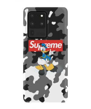 Donald Duck Camo for Cute Samsung Galaxy S20 Ultra Case