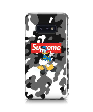 Donald Duck Camo for Personalised Samsung Galaxy S10e Case