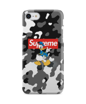 Donald Duck Camo for Premium iPhone 7 Case