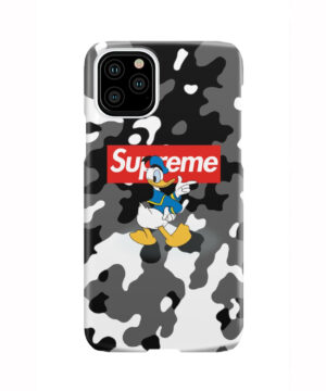 Donald Duck Camo for Trendy iPhone 11 Pro Case