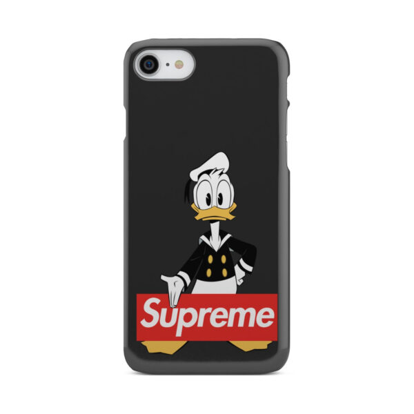 Donald Duck Supreme for Customized iPhone 7 Case