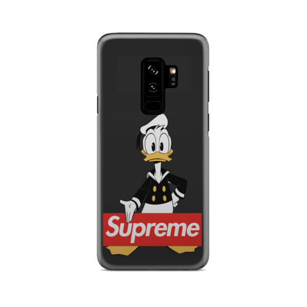 Donald Duck Supreme for Personalised Samsung Galaxy S9 Plus Case