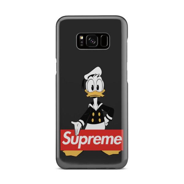 Donald Duck Supreme for Premium Samsung Galaxy S8 Plus Case Cover