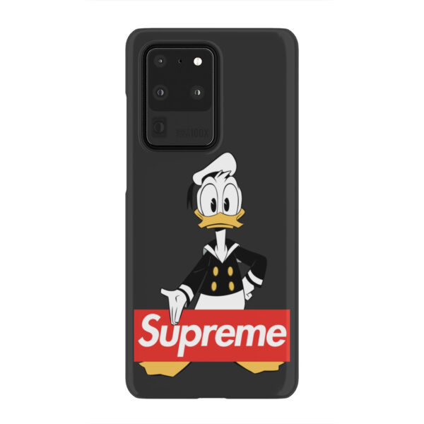 Donald Duck Supreme for Trendy Samsung Galaxy S20 Ultra Case Cover