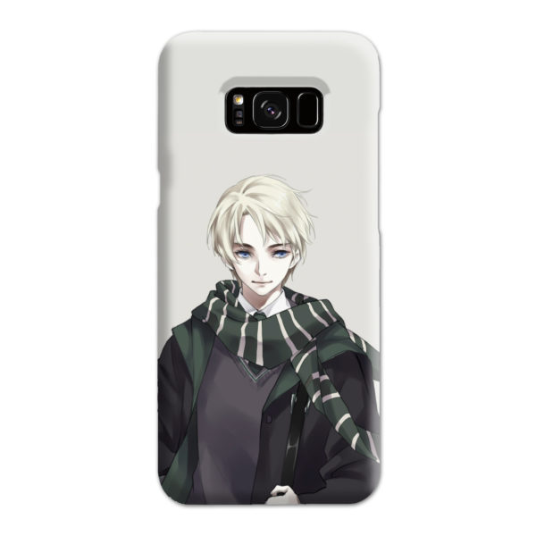 Draco Malfoy Harry Potter Character for Cool Samsung Galaxy S8 Plus Case Cover