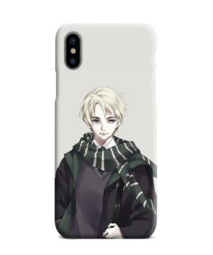 Draco Malfoy Harry Potter Character for Customized iPhone XS Max Case