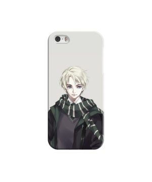 Draco Malfoy Harry Potter Character for Cute iPhone 5 Case Cover