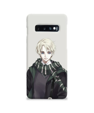 Draco Malfoy Harry Potter Character for Newest Samsung Galaxy S10 Case