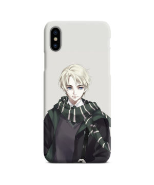 Draco Malfoy Harry Potter Character for Trendy iPhone X / XS Case Cover