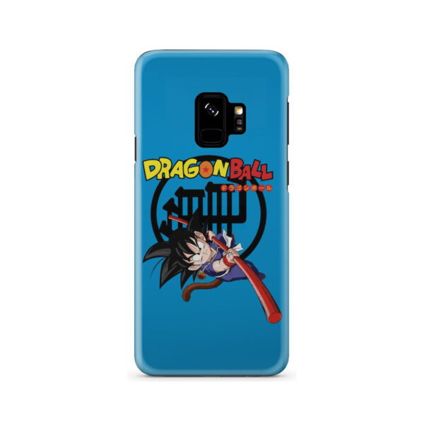 Dragon Ball Kid Goku for Amazing Samsung Galaxy S9 Case Cover