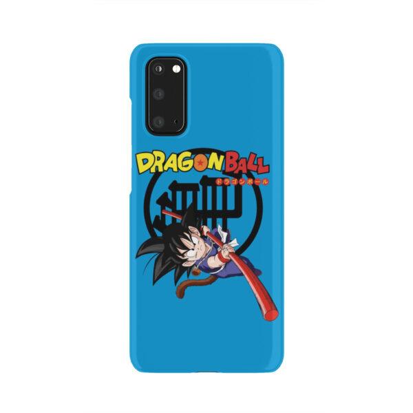 Dragon Ball Kid Goku for Stylish Samsung Galaxy S20 Case Cover