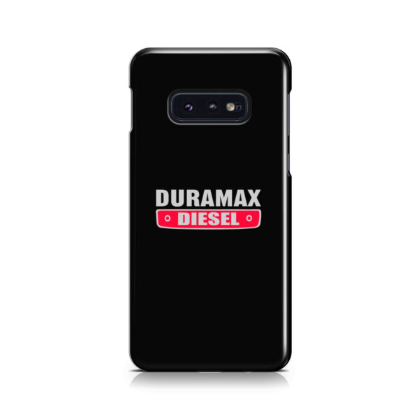 Duramax Diesel Logo for Custom Samsung Galaxy S10e Case