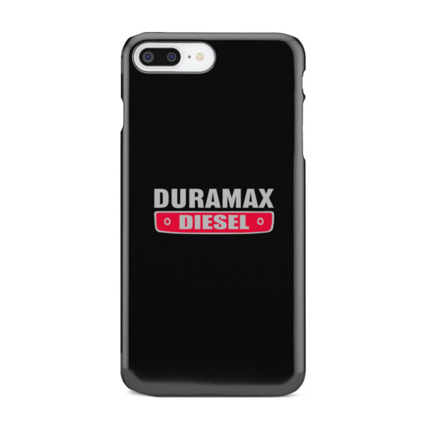 Duramax Diesel Logo for Cute iPhone 8 Plus Case Cover
